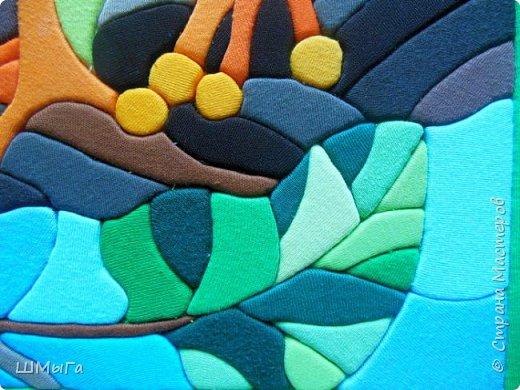 Неиссякаемый источник вдохновения - портфолио художника векторной графики Zagory. На этот раз выполнила картинку для себя. Размер 47х55см фото 9