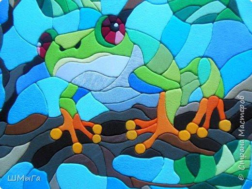 Неиссякаемый источник вдохновения - портфолио художника векторной графики Zagory. На этот раз выполнила картинку для себя. Размер 47х55см фото 3