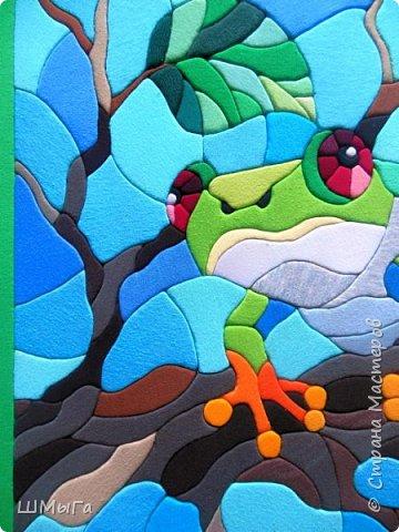 Неиссякаемый источник вдохновения - портфолио художника векторной графики Zagory. На этот раз выполнила картинку для себя. Размер 47х55см фото 6