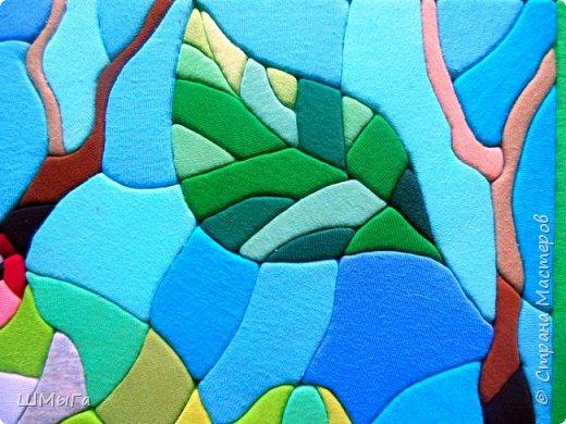 Неиссякаемый источник вдохновения - портфолио художника векторной графики Zagory. На этот раз выполнила картинку для себя. Размер 47х55см фото 8