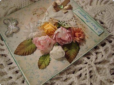 Добрый вечер!!! Рассматривая фотографии нашла фото шалей, которые вязала в подарки мастерицам Страны.. а их было связано наверное штук пять точно... фото 25