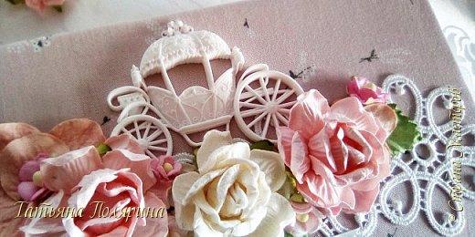 Подарочек на первый день рождения для маленькой принцессы. Сделала эти две вещи впервые. Результатом довольна. фото 15
