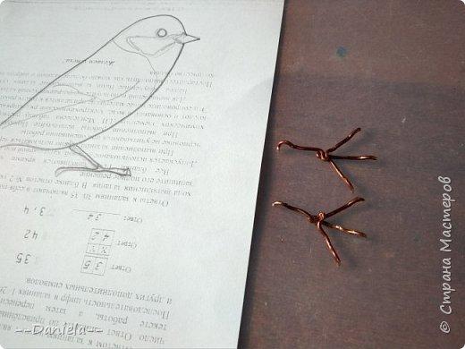 Здравствуй, дорогая страна! Как-то обещала сделать мастер-класс по своим птичкам, давно это было, конечно…  Экзамены, занята была. Но вот подвернулся случай, понадобился подарок, решила заодно заснять процесс.  Так что представляю вам большую синицу…  фото 26