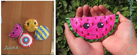 Всем приветик! Сегодня я вам хочу показать как сделать СКВИШ.  Сквиш  - это игрушка из бумаги антистресс. Делать сквиш я научилась у своей одноклассницы Элины. фото 1