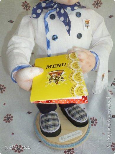 Поварёнок, любитель пиццы. фото 4