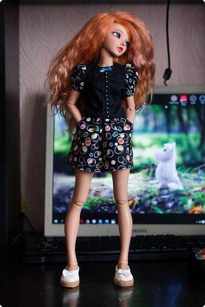 Шью на кукол с 2014 года, здесь представлена часть моих работ за период 2017-2018 гг. Осторожно! Возможен передоз фотографиями! 100+ работ в одном посте! фото 20
