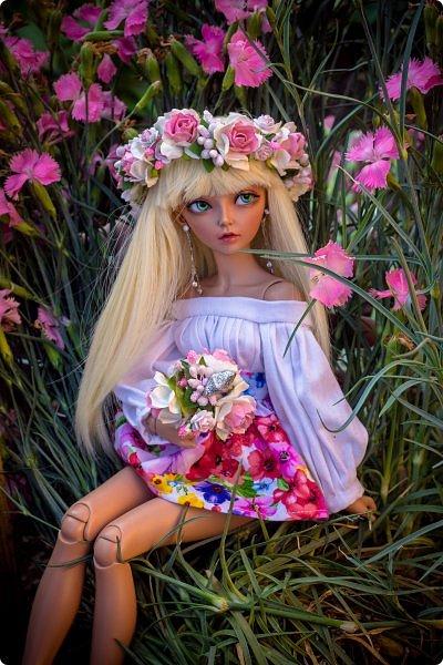 Шью на кукол с 2014 года, здесь представлена часть моих работ за период 2017-2018 гг. Осторожно! Возможен передоз фотографиями! 100+ работ в одном посте! фото 5