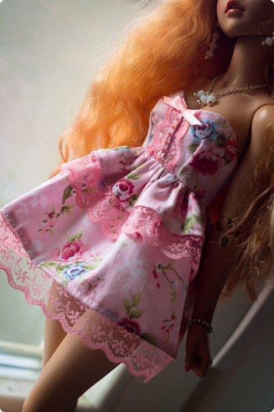 Шью на кукол с 2014 года, здесь представлена часть моих работ за период 2017-2018 гг. Осторожно! Возможен передоз фотографиями! 100+ работ в одном посте! фото 3