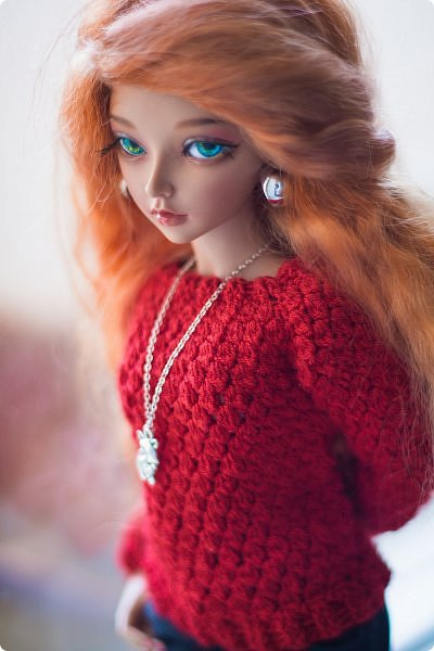 Шью на кукол с 2014 года, здесь представлена часть моих работ за период 2017-2018 гг. Осторожно! Возможен передоз фотографиями! 100+ работ в одном посте! фото 27