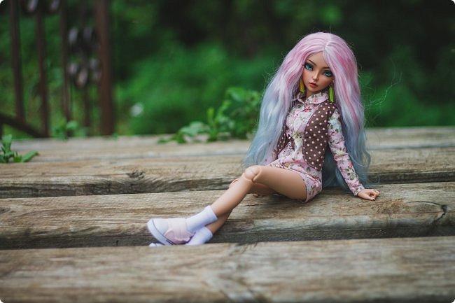Шью на кукол с 2014 года, здесь представлена часть моих работ за период 2017-2018 гг. Осторожно! Возможен передоз фотографиями! 100+ работ в одном посте! фото 73