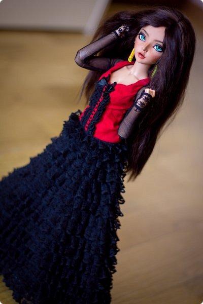 Шью на кукол с 2014 года, здесь представлена часть моих работ за период 2017-2018 гг. Осторожно! Возможен передоз фотографиями! 100+ работ в одном посте! фото 78