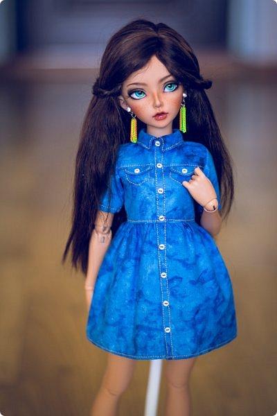 Шью на кукол с 2014 года, здесь представлена часть моих работ за период 2017-2018 гг. Осторожно! Возможен передоз фотографиями! 100+ работ в одном посте! фото 79