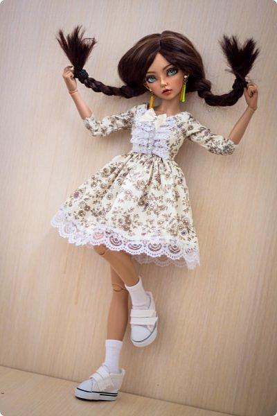 Шью на кукол с 2014 года, здесь представлена часть моих работ за период 2017-2018 гг. Осторожно! Возможен передоз фотографиями! 100+ работ в одном посте! фото 66