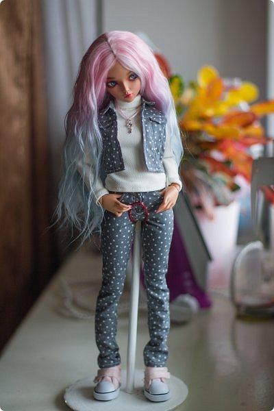 Шью на кукол с 2014 года, здесь представлена часть моих работ за период 2017-2018 гг. Осторожно! Возможен передоз фотографиями! 100+ работ в одном посте! фото 67