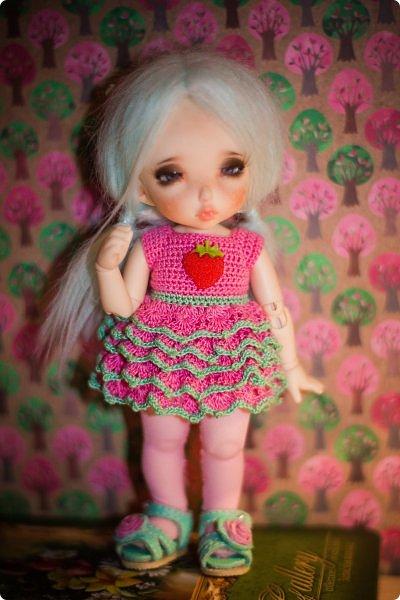 Шью на кукол с 2014 года, здесь представлена часть моих работ за период 2017-2018 гг. Осторожно! Возможен передоз фотографиями! 100+ работ в одном посте! фото 84