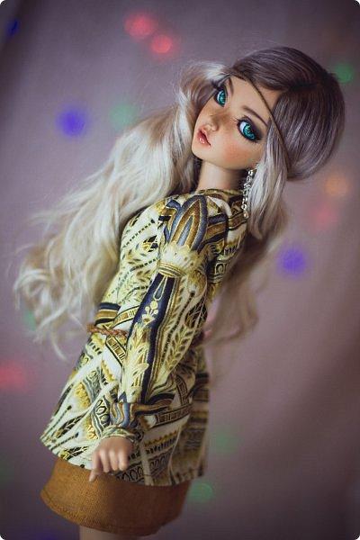 Шью на кукол с 2014 года, здесь представлена часть моих работ за период 2017-2018 гг. Осторожно! Возможен передоз фотографиями! 100+ работ в одном посте! фото 117