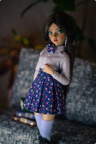 Шью на кукол с 2014 года, здесь представлена часть моих работ за период 2017-2018 гг. Осторожно! Возможен передоз фотографиями! 100+ работ в одном посте! фото 88