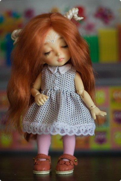 Шью на кукол с 2014 года, здесь представлена часть моих работ за период 2017-2018 гг. Осторожно! Возможен передоз фотографиями! 100+ работ в одном посте! фото 125