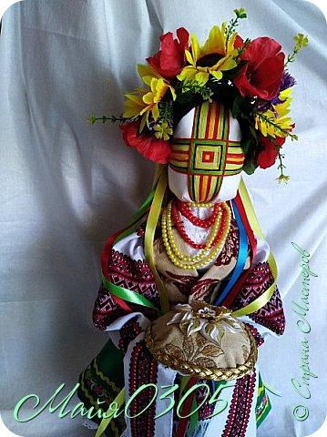 Лялька-мотанка фото 4