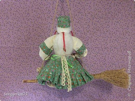 """Кукла была куплена в 2005 году. На тот момент - это была китайская кукла """"Ведьма"""", но образ ее не нравился в отличии от общей задумки куклы.  фото 3"""