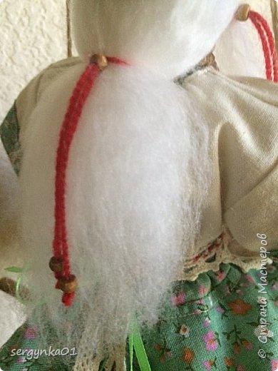 """Кукла была куплена в 2005 году. На тот момент - это была китайская кукла """"Ведьма"""", но образ ее не нравился в отличии от общей задумки куклы.  фото 6"""