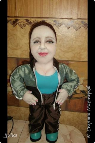Кукла на сладкой полянке фото 1