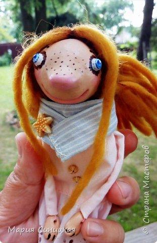 Солнечная и летняя девочка, с конопушками на носу и любопытным взглядом! фото 1