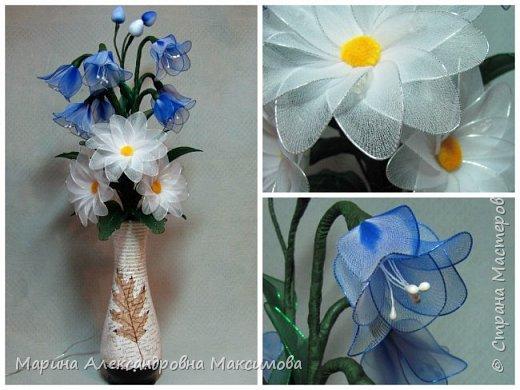 """Светильник """"Лилии"""" переливается плавно разными цветами.  фото 14"""