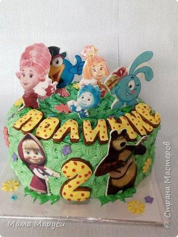 мои тортики фото 6