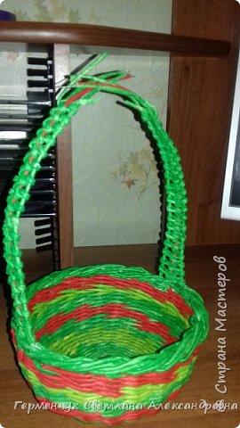 Добрый вечер !!!  Вот такая  получилась у меня   конфетница с плетеным донышком  .                                                                   фото 11