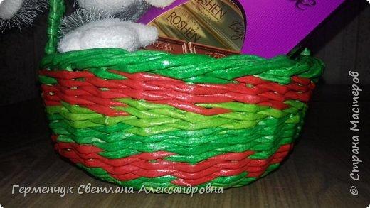 Добрый вечер !!!  Вот такая  получилась у меня   конфетница с плетеным донышком  .                                                                   фото 16