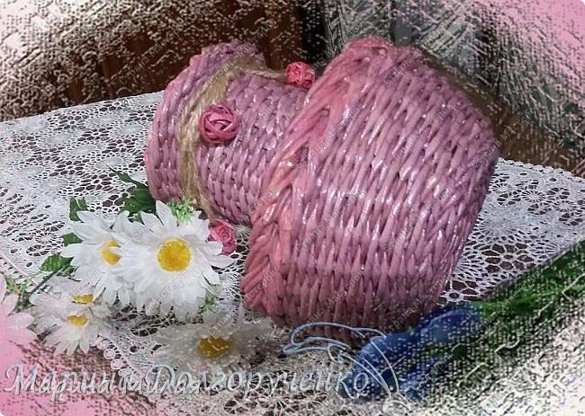 Всем доброго времени суток!!! Вот такие вазы с цветами в подарок к дням рождения на радость для интерьера у меня сотворились... фото 9