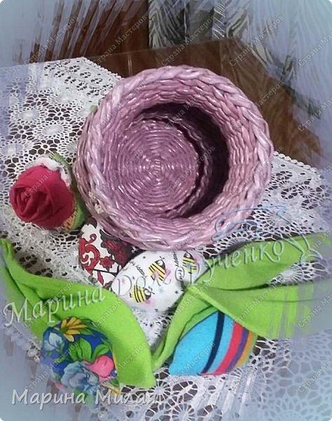 Всем доброго времени суток!!! Вот такие вазы с цветами в подарок к дням рождения на радость для интерьера у меня сотворились... фото 4