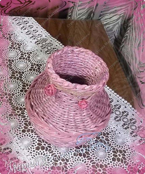 Всем доброго времени суток!!! Вот такие вазы с цветами в подарок к дням рождения на радость для интерьера у меня сотворились... фото 10