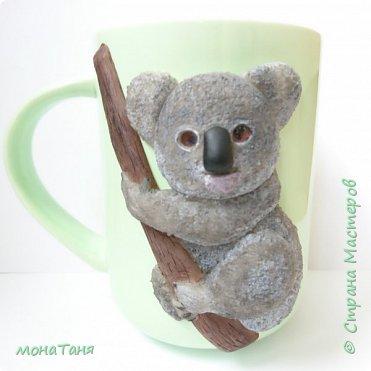 Чашка с сфинксом фото 3