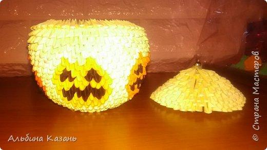Шкатулка к хеллоуину фото 2