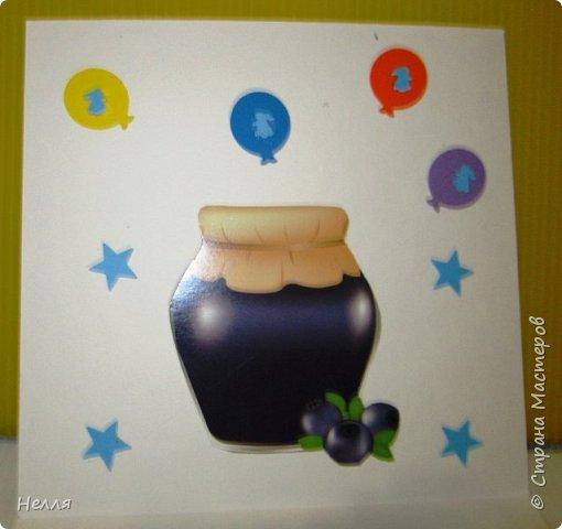 Всем привет!  Покажу открытки, которые сделала в июне месяце. Понравилось делать открытки с героями любимых мультфильмов.  фото 9