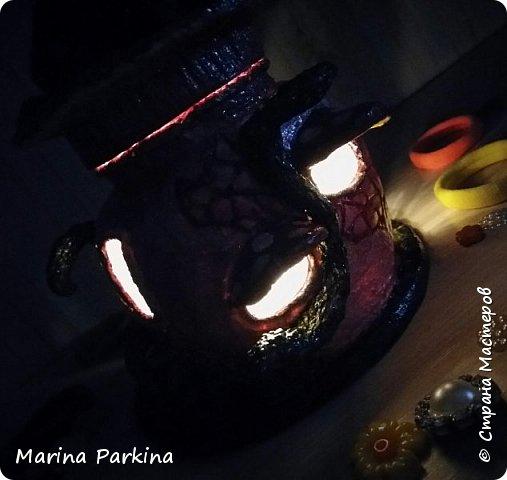 Волшебный домик (ночью) и ещё одна фантазия фото 3