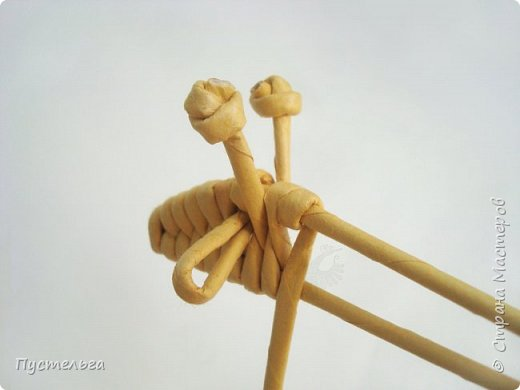 Лето, жара! Сплетём-ка мы жирафа! И ещё верблюда. фото 8