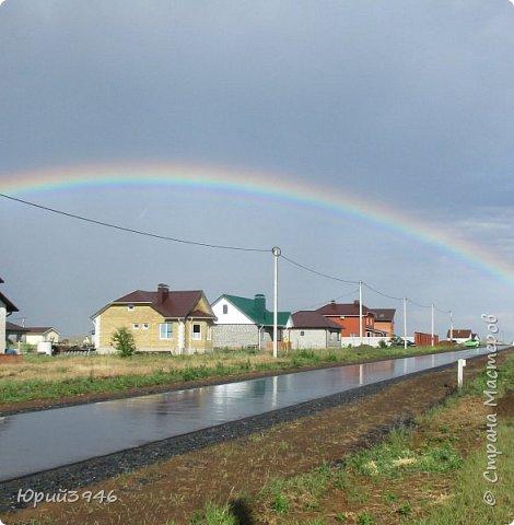 Летний дождь... Короткий и освежающий... фото 1