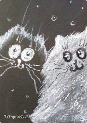 Как нарисовать Кошку ( поэтапный урок рисования № 4 )