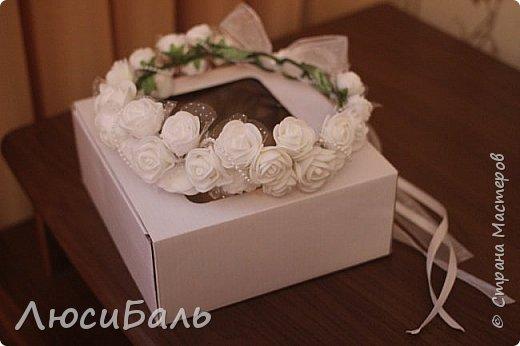 Вуалетка для подружки невесты. фото 3