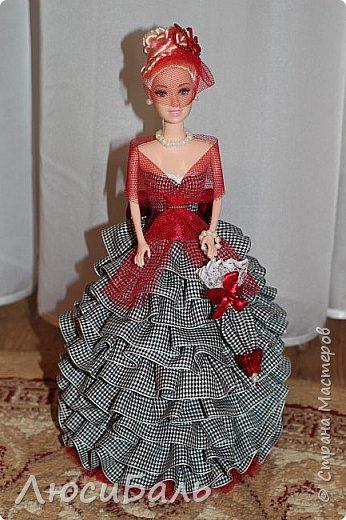 Кукла-шкатулка фото 1