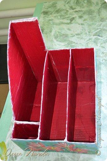 на скорую руку органайзер для бумаг фото 5