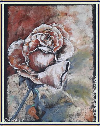 Уважаемые Мастера и Мастерицы, предлагаю посмотреть еще три рисунка скопированные с картин, полюбившегося мне, венгерского художника Имре Кальмана Тота. У него картины выполнены маслом, у меня пастелью по наждачке. К сожалению, яркость красок теряется при фотографировании. фото 3