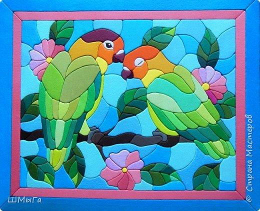 Еще одна картина по работе художника векторной графики Натальи Загорий. фото 14