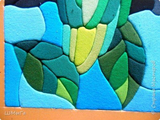 Еще одна картина по работе художника векторной графики Натальи Загорий. фото 12