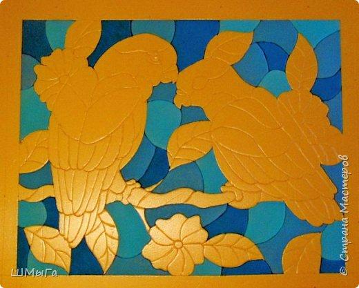 Еще одна картина по работе художника векторной графики Натальи Загорий. фото 2