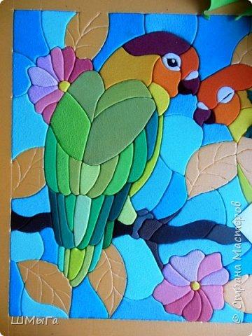 Еще одна картина по работе художника векторной графики Натальи Загорий. фото 6
