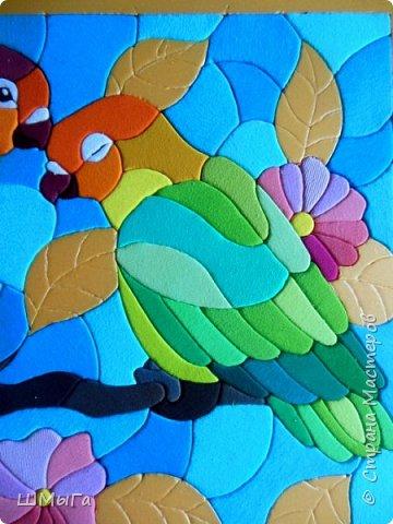 Еще одна картина по работе художника векторной графики Натальи Загорий. фото 8